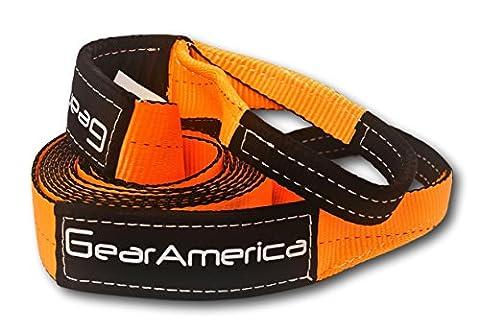 GearAmerica Premium Tow Strap 3