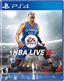 NBA Live 16 - PlayStation 4