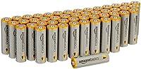 AmazonBasics Lot de 48 piles alcalines Type AA 1,5 V