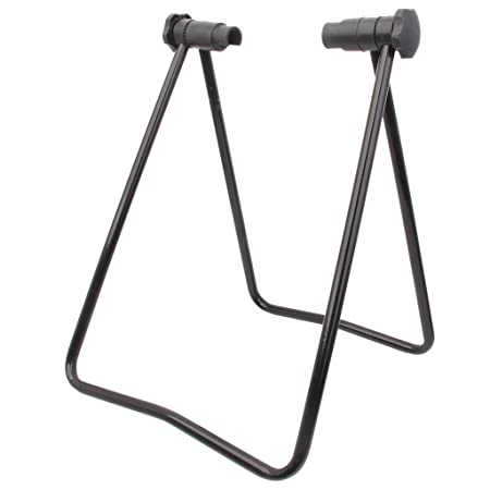 Generic 03 Universal Flexible Bicycle Bike Display Stand for Parking Holder Folding (Multicolour)