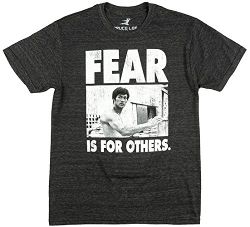 Bruce Lee Others T Shirt Black product image