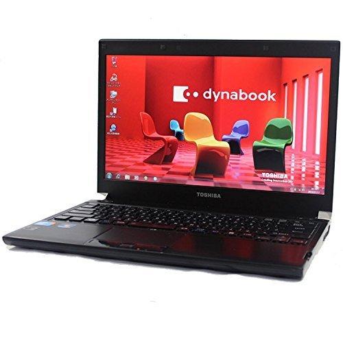 TOSHIBA dynabook R731/C 第二世代Core i5 メモリ4GB HDD250GB 13.3型液晶 DVDドライブ無し Windows10 無線LAN 中古 中古パソコン 中古ノートパソコン   B01MRFVBUA