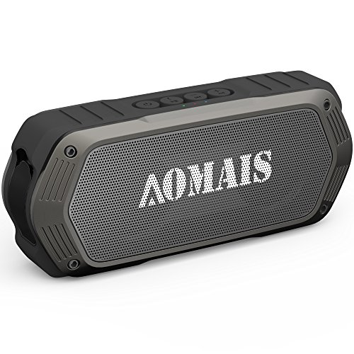 AOMAIS Bluetooth Speakers Portable Waterproof