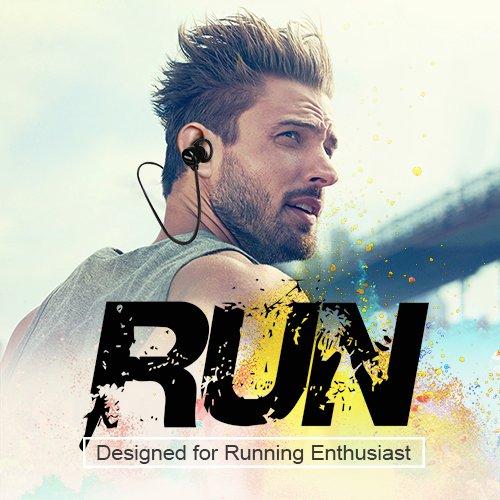 [해외]블루투스 이어폰 헤드폰 - 경량 V4.1 블루투스 무선 이어폰, 이어폰 소음 차단 이어 버드, 스마트 P 용 블루투스 이어폰/Bluetooth In Ear Headphones - Lightweight V4.1 Bluetooth Wireless Earphones, In-Ear Noise Cancelling Earbuds, Bluetoot...