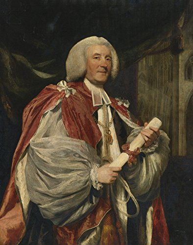 Sir Joshua Reynolds Portrait of Dr. John Thomas, Bishop of Rochester Private Collection 30
