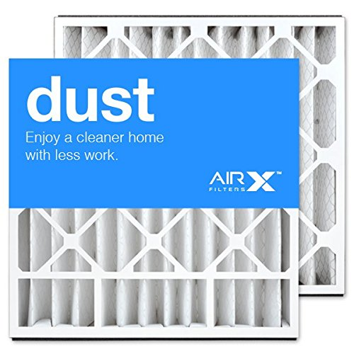 AIRx Filters Dust 20x20x5 Air Filter MERV 8 Replacement for Skuttle 000-0448-003 000-0448-007 to Fit Media Air Cleaner Cabinet Skuttle DB-20-20, 2-Pack -  20x20x5AB-DUST