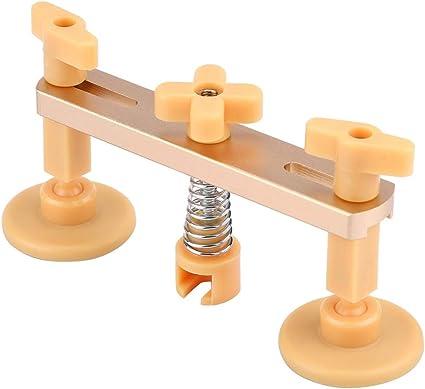 24 piezas puente de reparaci/ón de abolladuras de coche con ventosa para reparar abolladuras de coche