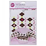 Candy Boxes 1/2 Pound 3/Pkg-Love Chocolate