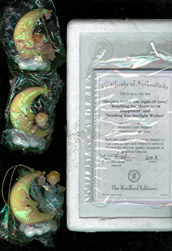 1995 Christmas Ornament Bradford Exchange Edition (Bradford Collectible Ornaments)