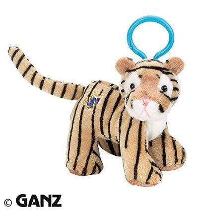 Amazon.com: Webkinz – Kinz Klip diseño de tigre: Toys & Games