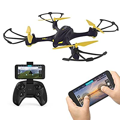 HUBSAN H507A+ X4 Star APP Driven Drone GPS 6 Axis Gyro 720P HD Camera RTF Quadcopter (Upgraded Version H507A+) from HUBSAN