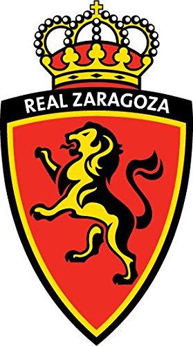 Real Zaragoza FC Spain Soccer Football Alta Calidad De Coche De Parachoques Etiqueta Engomada 8 x 12 cm: Amazon.es: Hogar