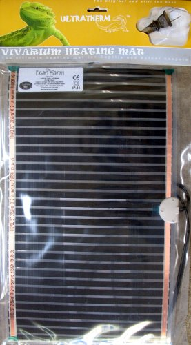 Ultratherm Under Tank Heater, 11x23'' by Ultratherm