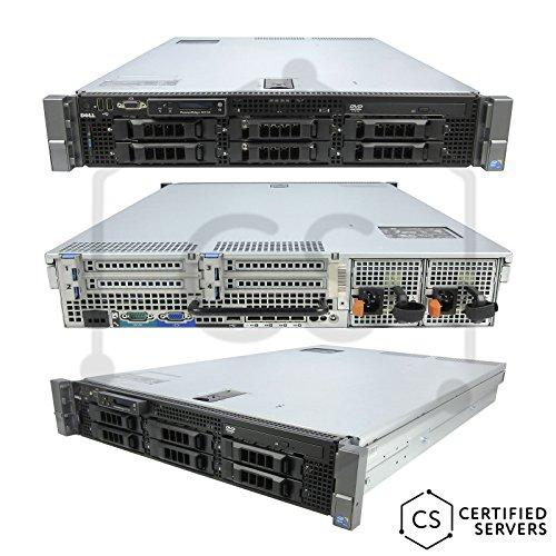 DELL PowerEdge R710 2 x 2.26Ghz E5520 Quad Core 64GB 4x 300GB 15K SAS 6G 6i 1PS