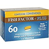 Fish Factor Omega 3 plus 60 perle grandi