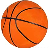 7' Orange Mini Basketball