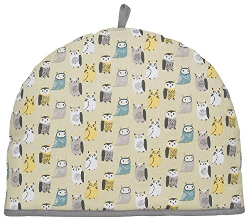 Now Designs Tea Cosy, Hoos There Print by Now Designs