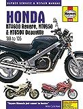 Honda NTV600 Revere, NTV650 & NTV650V Deauville '88 to '05 (Haynes Service & Repair Manual)