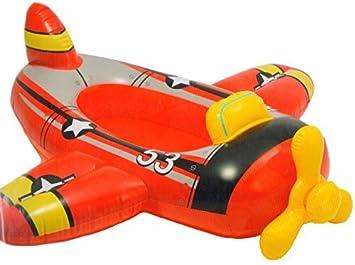 Intex Rojo Avión Niños Piscina inflable Ritt Cruiser playa ...