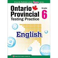 Ontario Provincial Testing Practice - English 6: EQAO practice materials and test-taking tips for Grade 6