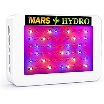 MarsHydro LED Grow Light 300W 600W 1200W Full Spectrum for Hydroponic Indoor Plants Growing Veg and Flower
