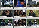 #7: Outlander Season 1 Speak Complete 9 Card Chase Set S1 to S9