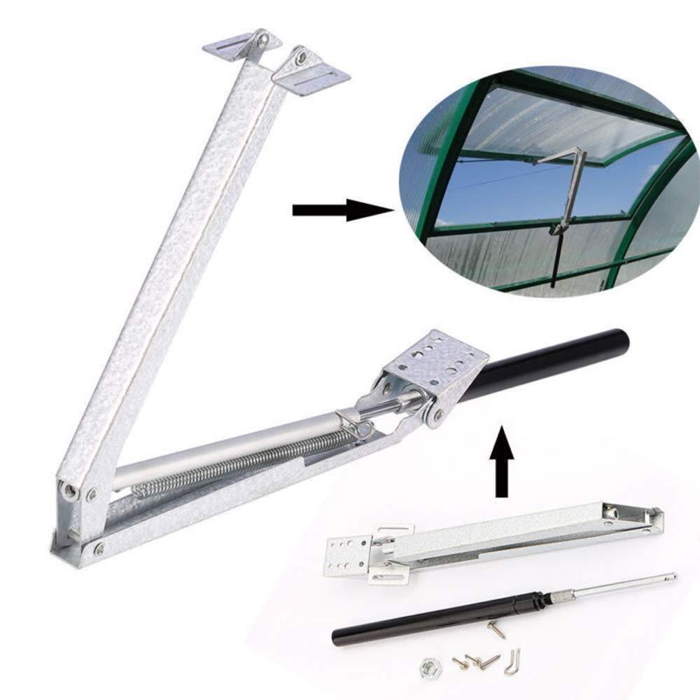 ees.Solar Heat Sensitive Automatic Window Opener Greenhouse Vent Autovent US