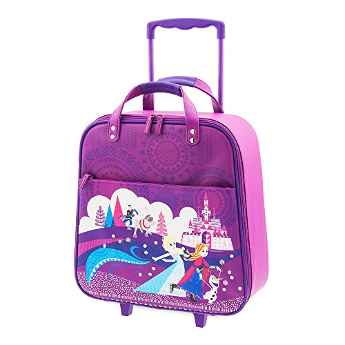Disney Frozen Rolling Luggage
