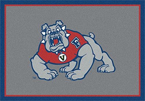 Fresno State Bulldogs NCAA Milliken Team Spirit Area Rug (7'8