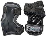 K2 Skate Women's XT Premium Wrist Guard, Gray, Medium