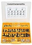 Delphi 56 Series Connector Kit 56-218: Automotive Electrical Connectors 20-12 Gauge 218 Piece Kit
