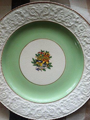 """Vintage Royal Winton Grimwades Canada Porcelain Plate 9"""""""