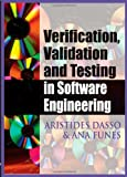 Verification, Validation and Testing in Software Engineering, Aristides Dasso, 1591408512