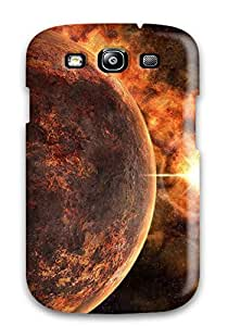 Lovers Gifts New Style Sci Fi Planets Premium Tpu Cover Case For Galaxy S3 4158629K80843215