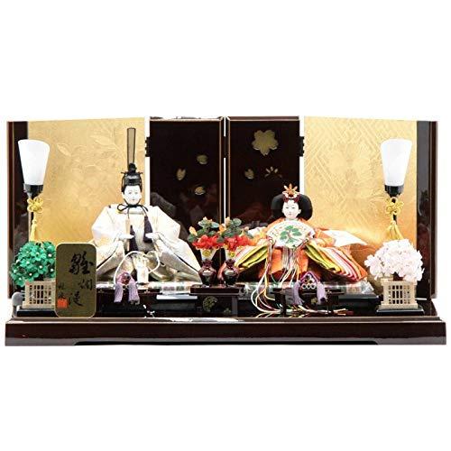 雛人形 親王平飾り[幅65cm][it-1054] 雛祭り   B07JWC8MLN