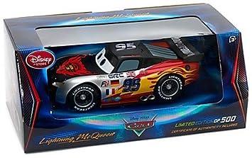 Disney Pixar Cars World Grand Prix Die Cast Auto Lightning Mcqueen