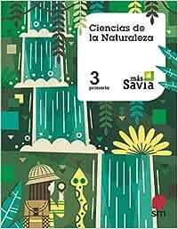 Ciencias de la naturaleza. 3 Primaria. Más Savia: Amazon