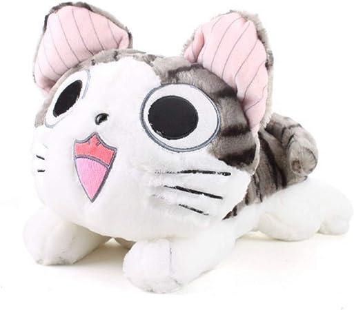 qwermz Juguetes Blandos, Juguetes De Peluche Gato Relleno Y Muñecas De Animales Regalo para Niños Juguetes para Gatos De Chi Sweet Home Anime 20cm: Amazon.es: Hogar