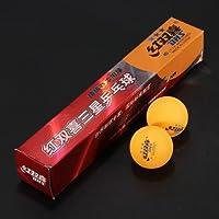6x Pro DHS 3Sterne ping pong Ball 40mm für Tisch Tennis Match Sport Spiele...