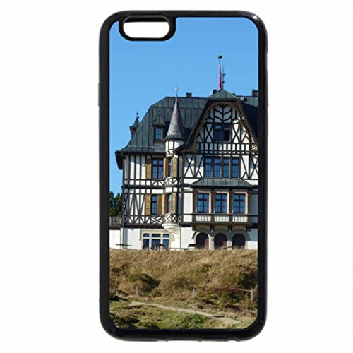 iPhone 6S / iPhone 6 Case (Black) House on the Hill