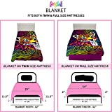 "Franco Kids Bedding Blanket, Twin/Full Size 62"" x"