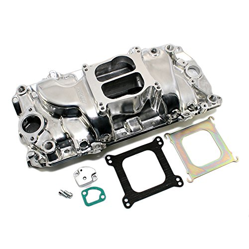 - Assault Racing Products PC3000 Big Block Chevy Dual Plane Oval Port Polished Aluminum Intake Idle-6000 RPM BBC