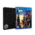 Kingdom Hearts lll - Brinde Steelbook - PlayStation 4