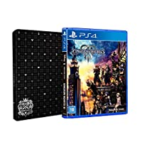 Kingdom Hearts lll - Brinde Steelbook - Playstation 4 + DLC Dawn Till Dusk (apenas na pré-venda)