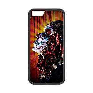 HB-P-CASE DIY Design Artistic Skull Pattern Phone Case For iPhone 5C