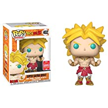 Funko Pop Dragon Ball Z Super Saiyan Broly 2018 Summer Convention Exclusive