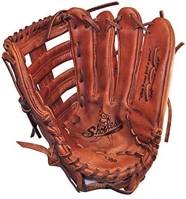 SHOELESS JOE Proffesional Series 13 Single Bar Pocket Baseball Glove