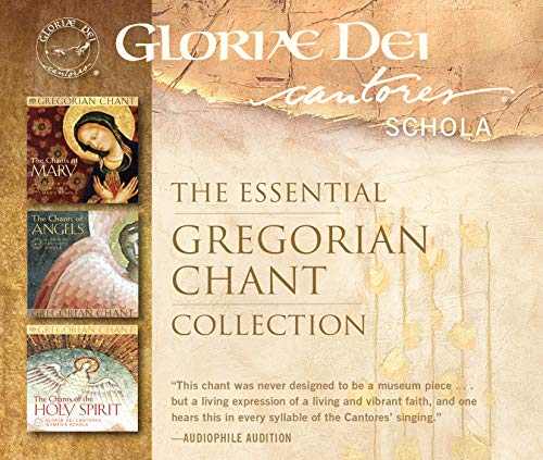 The Essential Gregorian Chant - Gregorian Collection