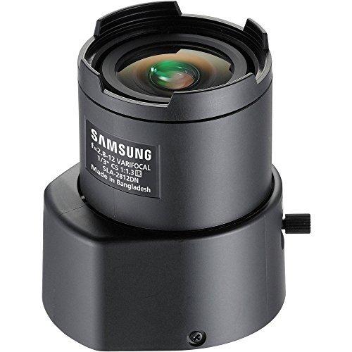 Cs Mount Varifocal Auto Iris - Samsung SLA-2812DN 2.80 mm - 12 mm f/1.3 Varifocal Lens for CS Mount Auto Iris - Replaces SLA-2810D