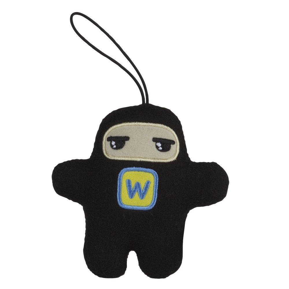 Amazon.com: Kidrobot Pocket Super Ninja Plush: Toys & Games